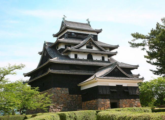 松江城天守 国宝指定へ